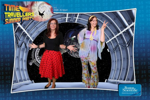 Boston Scientific – Time Travellers Summer Party