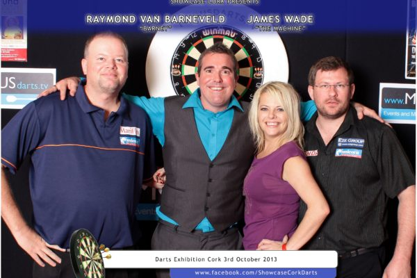 Darts Exhibition Cork